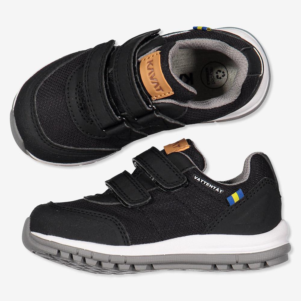 Kavat sneakers halland wp svart   Polarnopyret.se