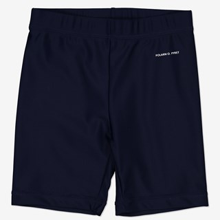 Uv- shorts mörk marinblå