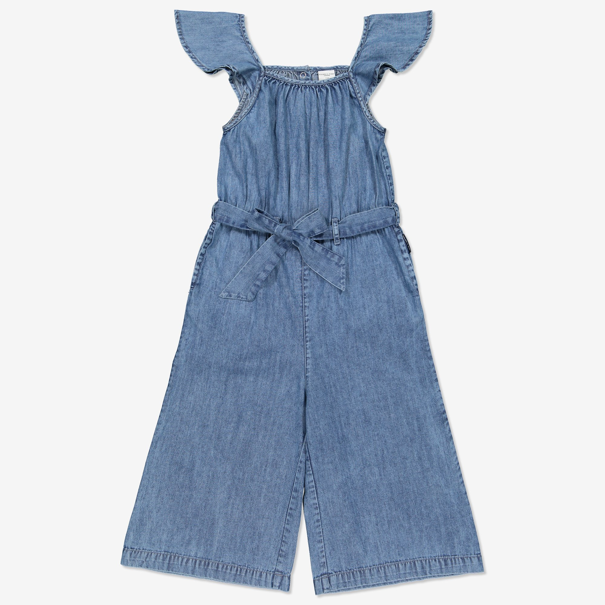 Jumpsuit ljus denim