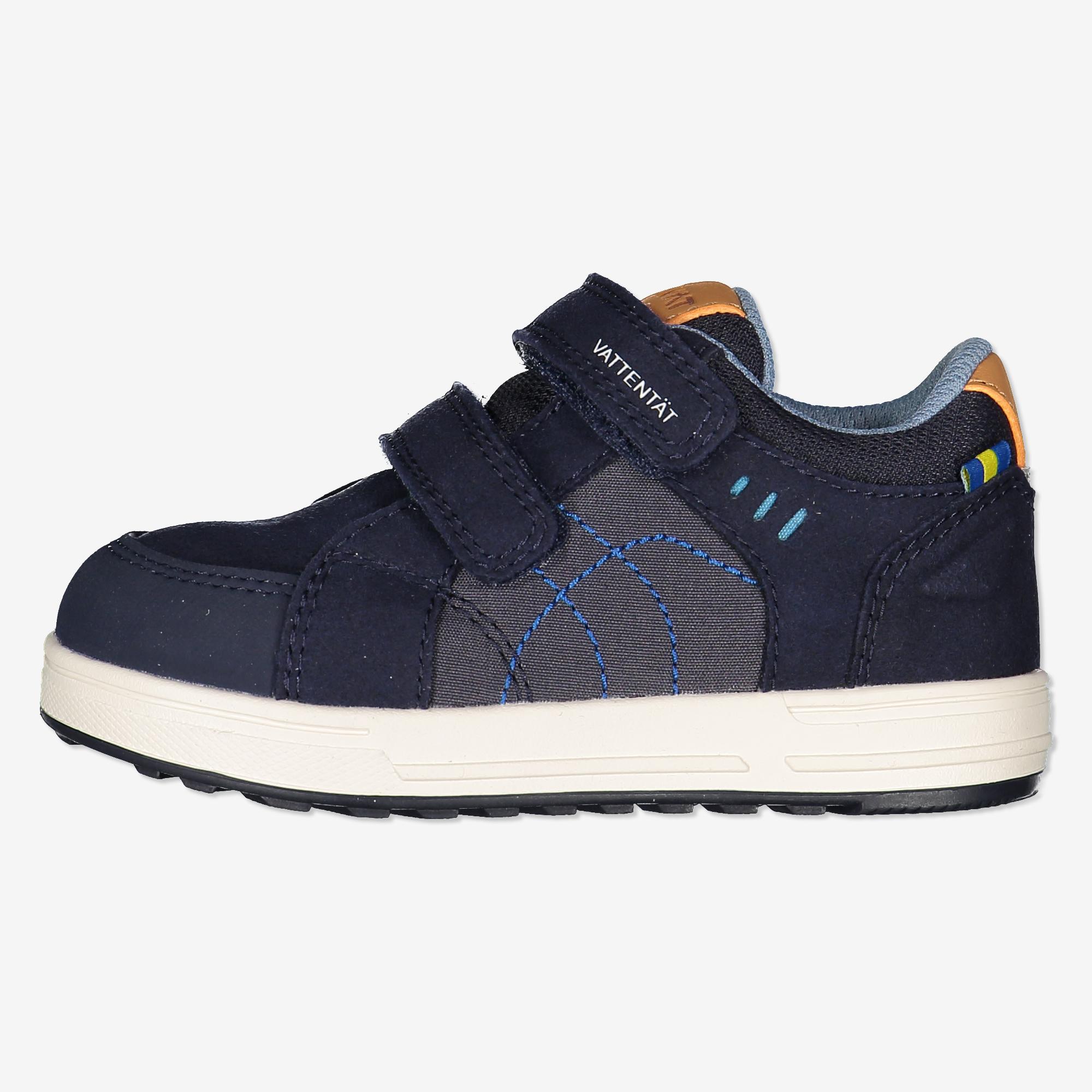 Sneaker kavat svedby wp mörk marinblå | Polarnopyret.se