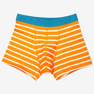 Randiga boxershorts orange