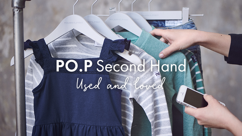 PO.P Second Hand | Polarnopyret.se